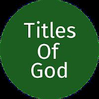 Titles of God