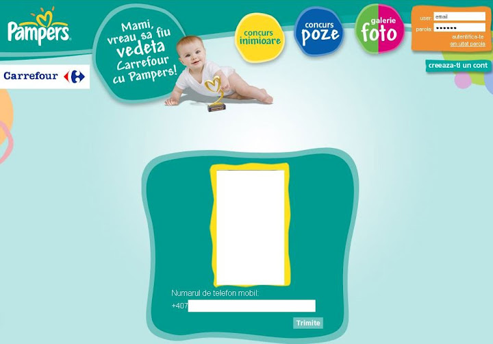 pampers concurs