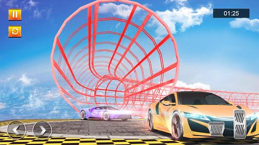 Crazy Car Driving Simulator: Mega Ramp Car Stunts filehippodl screenshot 9