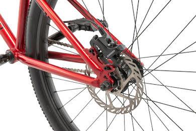 "Radio 2019Griffin 26"" Complete Dirt Jump Bike 22.6"" Top Tube Metallic Red alternate image 3"