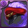 ベガの軍帽
