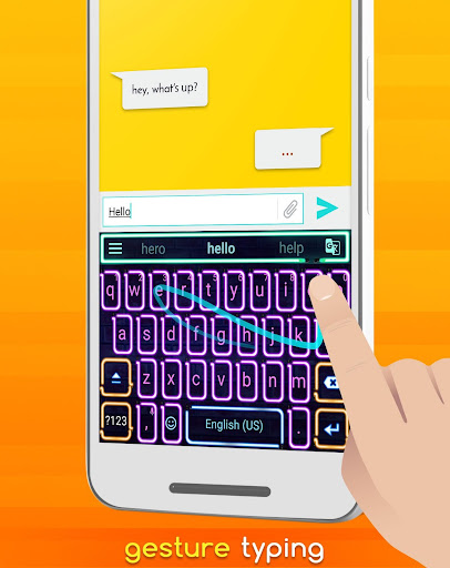 Redraw Keyboard Emoji & Themes for PC