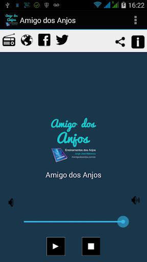 Rádio Web Amigo dos Anjos