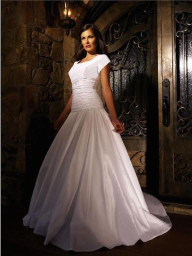 Modest Bridal Gown  Ideas