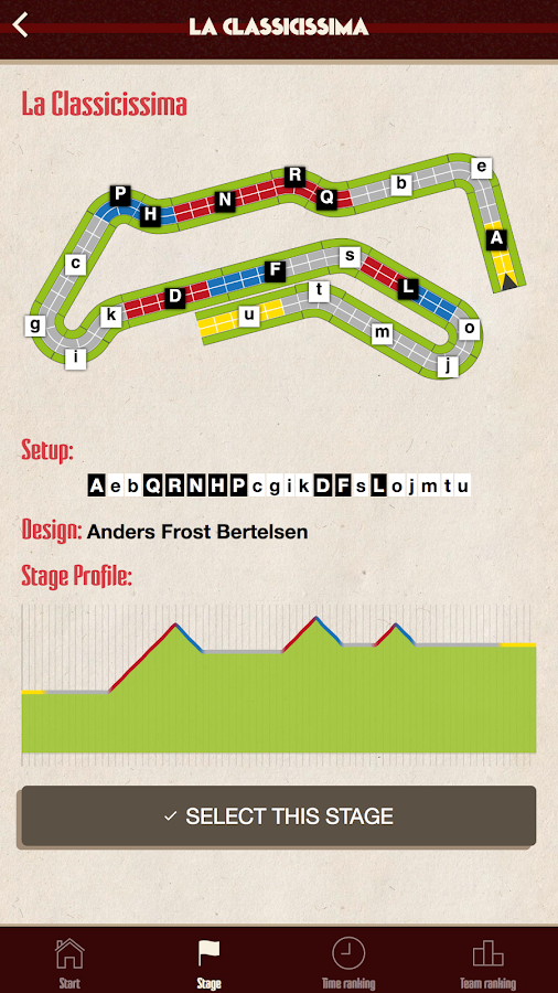 Flamme Rouge Companion- screenshot