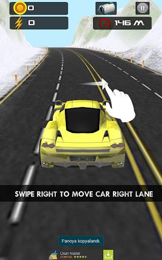 Wanted Araba Yarışı 3D 2015