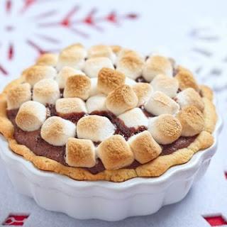Indulgent S'mores Pie