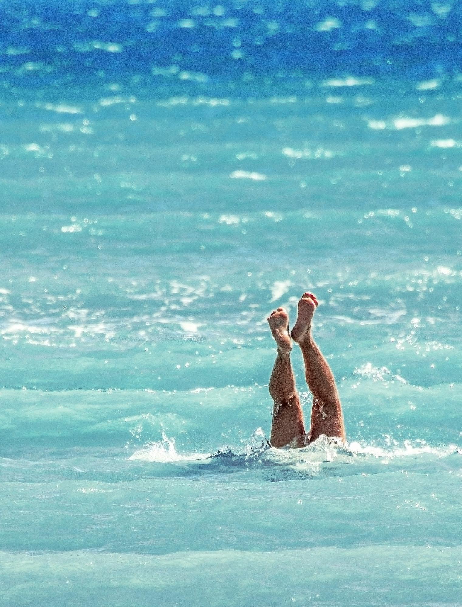 Into the water di Aldo Rizzardi