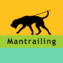 The Mantrailing App icon