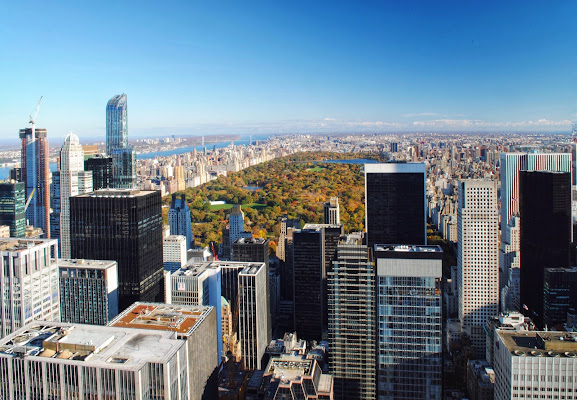 Vista su Central Park di laura_bazzy_bazzan