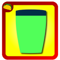 Nutritious smoothies icon