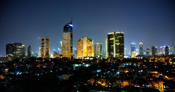 Passagem de Ano em Jakarta