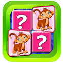 Kids Memory Game - Animals icon