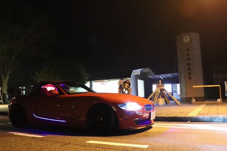 Z4 ロードスター の夜ドライブは楽しい❤️,車が好きな人と繋がりたい,夜釣り,駆け抜ける歓びに関するカスタム&メンテナンスの投稿画像2枚目