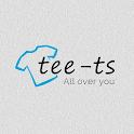 Tee-ts icon
