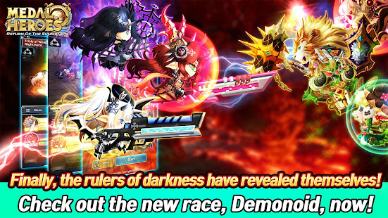 How to hack Medal Heroes : Return of the Summoners for android free