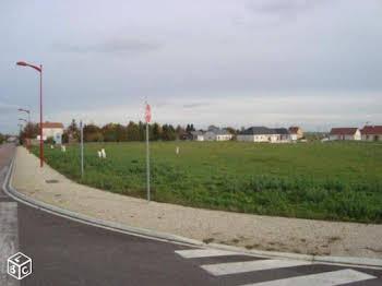 Terrain à bâtir 869 m2