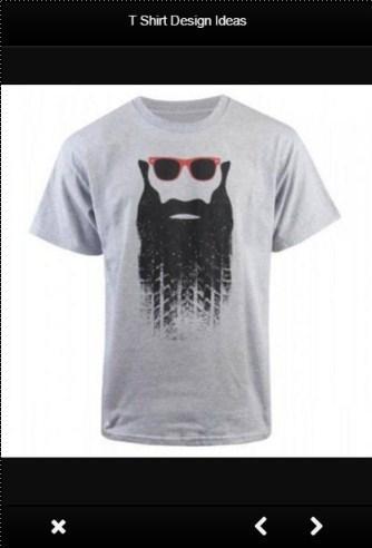 Ideas For T Shirt Designs t shirt design ideas T Shirt Design Ideas Screenshot