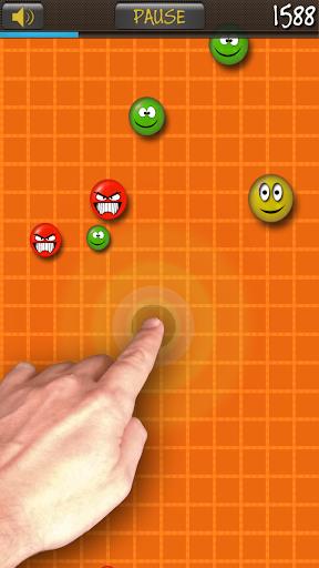 Catch Green Balls Game 2.0 screenshots 1
