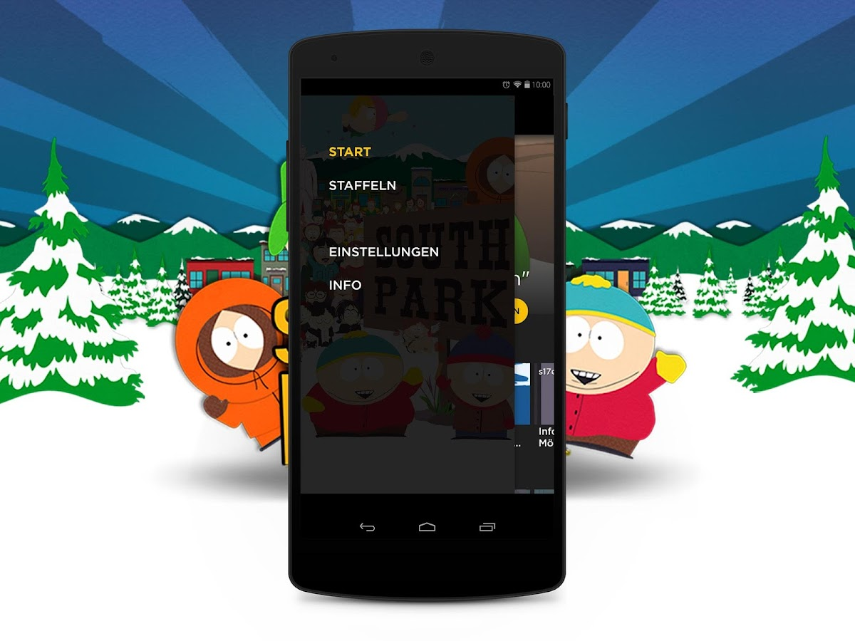 South Park – Screenshot