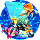 Coral Life Live Wallpaper & Animated Keyboard