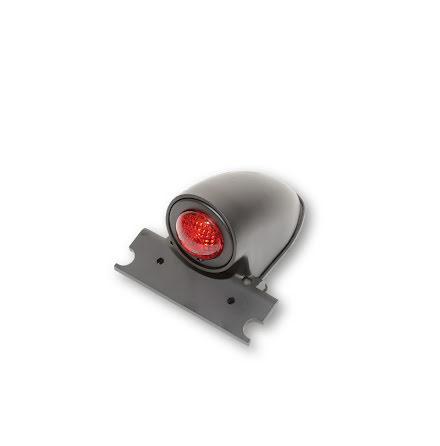 SHIN YO SPARTO Chopper bakljus, svart