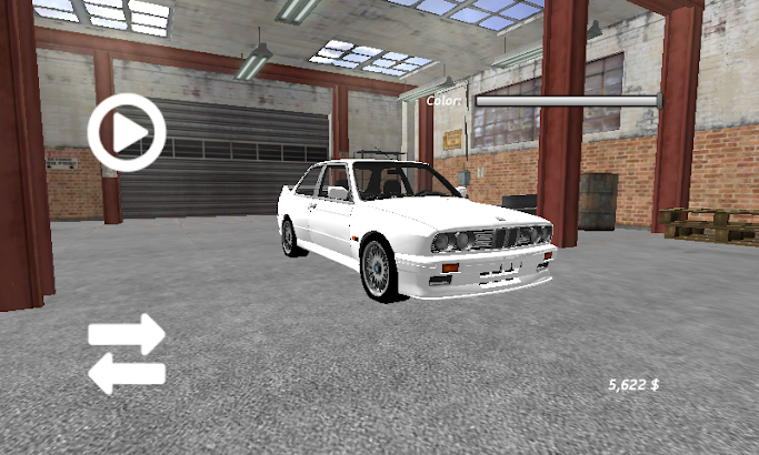 E30-Şahin Drift 3D screenshot