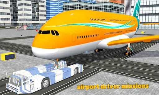 Airport Ground Flight Crew:Airport Ground staff 3D 1.2 screenshots 1