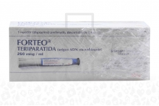 FORTEO CARTUCHO 250MCG