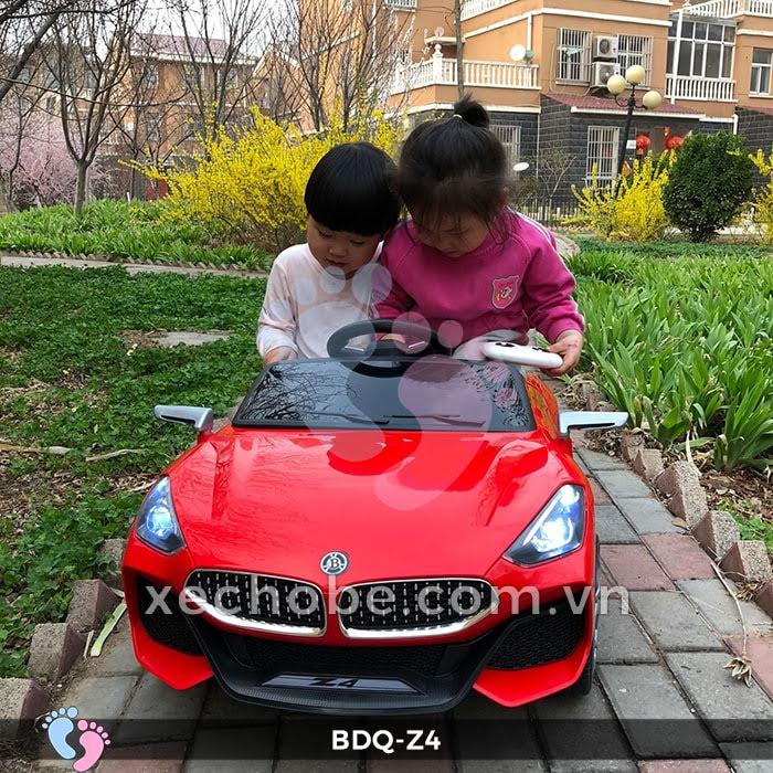 Xe ô tô điện cho bé BDQ-Z4 2