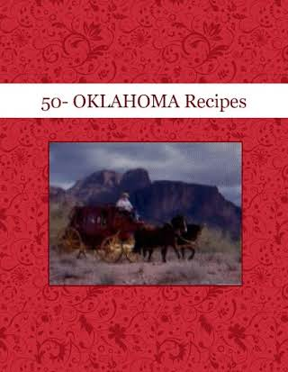 50- OKLAHOMA  Recipes