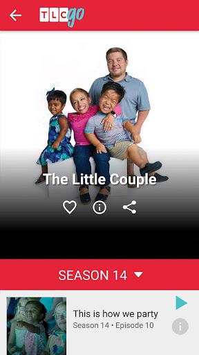 Watch TV On Demand. Stream Top Episodes: TLC GO screenshot 2