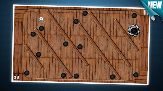 Classic Labirinth 2D - náhled