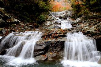 Photo: 五段滝上部