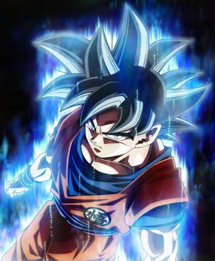 Ultra Instinct Dragon Ball Super Wallpaper: Download New Goku Ultra Instinct Art Wallpaper Google Play