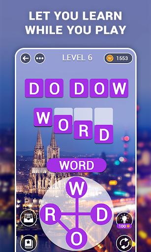 WordsMania - Meditation Puzzle Free Word Games 1.0.6 screenshots 2