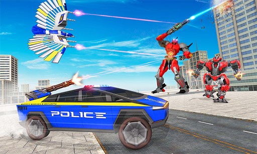Flying Police Eagle Transform Cyber Truck Robot Q&A: Tips ...