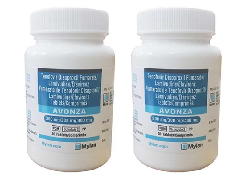 Thuốc Avonza – thuốc điều trị HIV