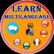 Learn Multi language