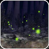 Firefly  3D LiveWallpaper