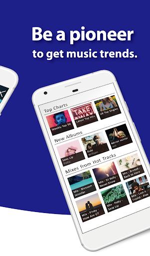Free Music MP3 Player(Download LITE 200.20 Screenshots 2