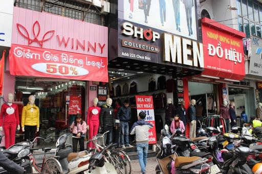 Các shop thời trang hiện nay rất sơ sài trong cách tổ chức giữ xe