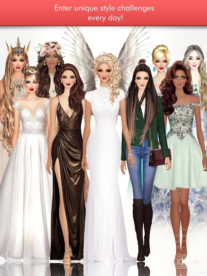 Princess Monster Dress Up For High Queen Makeup Fashion And Makeover Dressup Games Screenshot