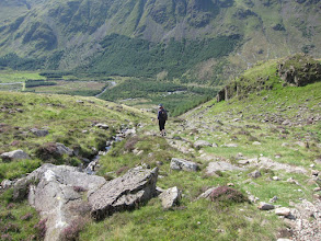 Photo: That's Ennerdale Valley.