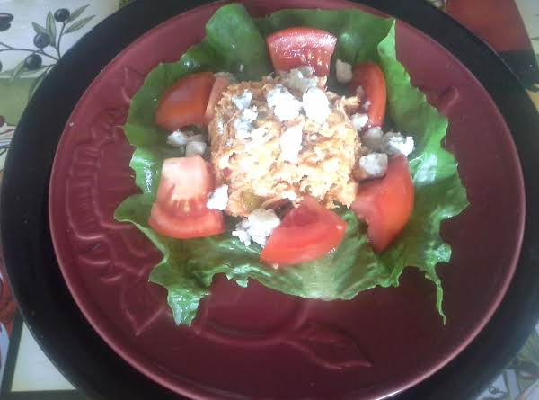 Mertzie's Buffalo Chicken Salad Recipe