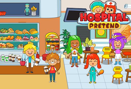 My Pretend Hospital - Kids Hospital Town Life 2.0 screenshots 8