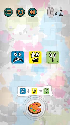 Panicking Colors Free 1.4 screenshots 2