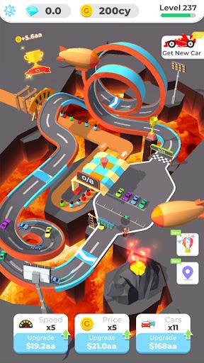 Idle Racing Tycoon-Car Games android2mod screenshots 1