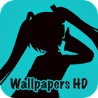 Art Miku Wallpapers HD icon