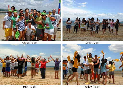 Team Building Subic Zambales